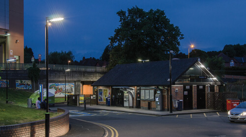Redditch Station