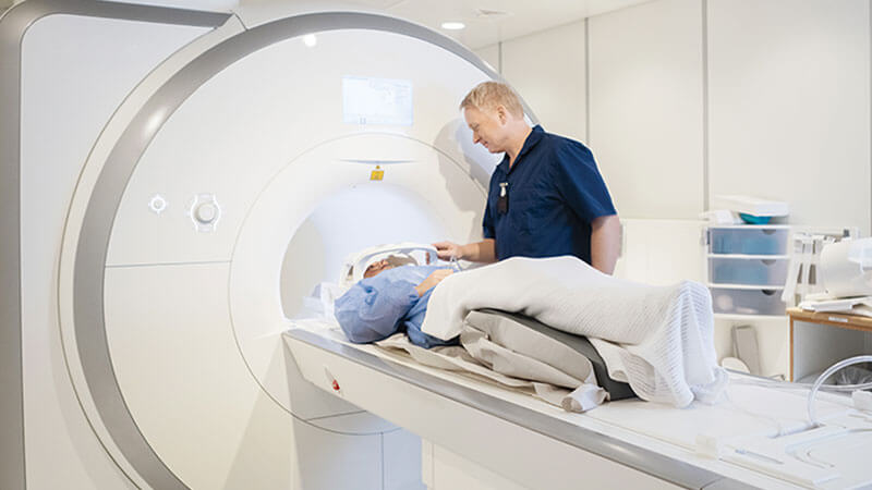 MRI Scanner Rooms