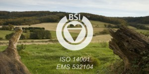 Thorlux Certified to ISO 14001:2004