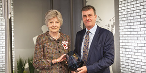 Thorlux Presented with Queen's Award